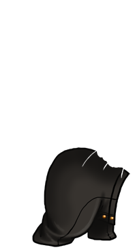 Frettchen Violine grau
