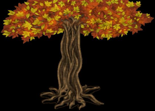 Picknick-Baum
