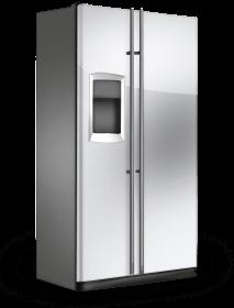 Amerikanischer Kühlschrank