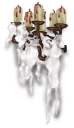 Dark Castle Kerzenhalter