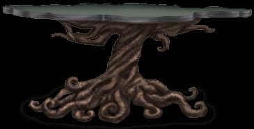 Dark Castle Tisch