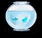 Fischschüssel