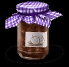 Einmachglas Marmelade