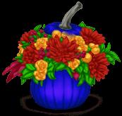 Halloween Blumentopf
