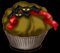 Halloween-Horrorkleiner kuchen