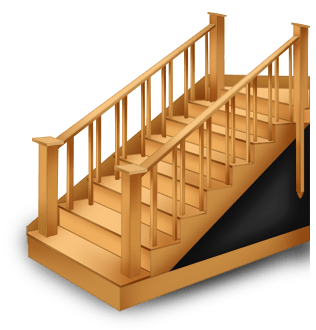 Gothica Treppe