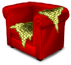 Kinderzimmer Sessel
