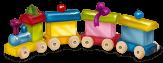 Little Train Kinderzimmer