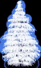 Snowy Snowy Baum