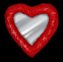 Fräulein Heart Mirror