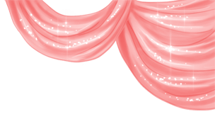 Glamour-Vorhang