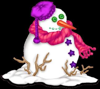 Schneemann Weihnachten