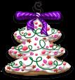 Weihnachtsdekorativer Weihnachtsbaum 2018