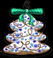 Weihnachtsdekorativer Weihnachtsbaum
