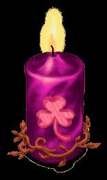 Candle Avent Weihnachten