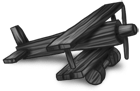 Hölzernes Flugzeug