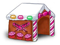 Haus Lebkuchen