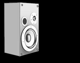 Linker Lautsprecher