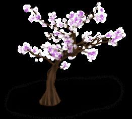 Blumiger Baum