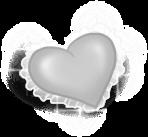 Kleines Herzkissen