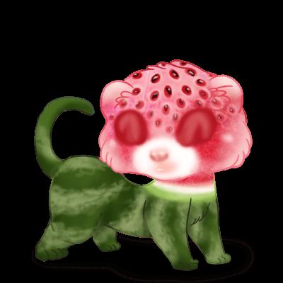 Adoptiere einen Frettchen Wassermelone