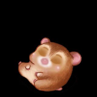 Adoptiere einen Hamster Goldbeige