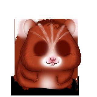 Adoptiere einen Hamster Bricou