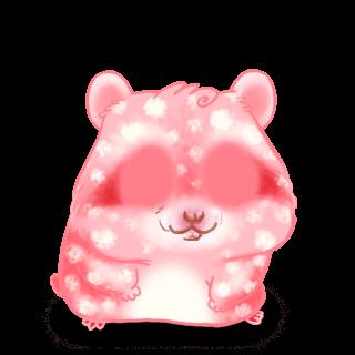 Adoptiere einen Hamster Bubbles