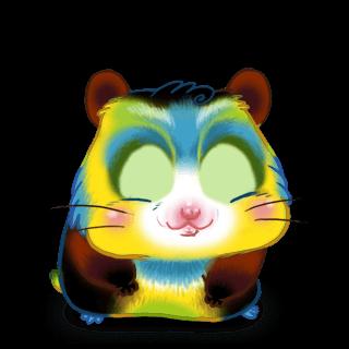 Adoptiere einen Hamster Zirkus