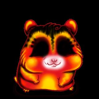 Adoptiere einen Hamster Chinesischer Drache