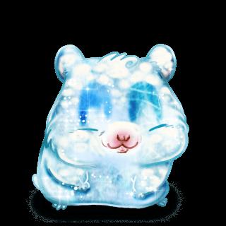 Adoptiere einen Hamster Eis