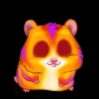 Adoptiere einen Hamster Halloween