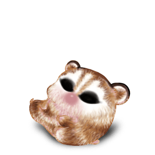 Adoptiere einen Hamster Husky Brown