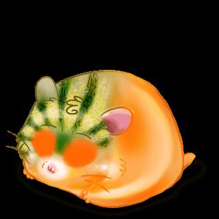Adoptiere einen Hamster Melone