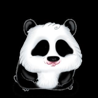 Adoptiere einen Hamster Panda