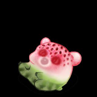 Adoptiere einen Hamster Wassermelone
