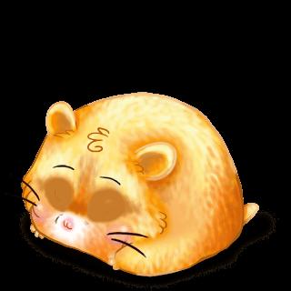 Adoptiere einen Hamster Küken