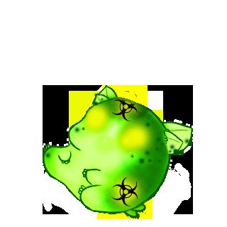Adoptiere einen Hamster Radioaktiv