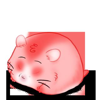 Adoptiere einen Hamster Rosen-Bosheit
