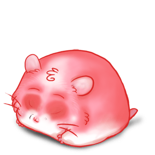 Adoptiere einen Hamster Liebe