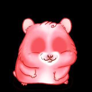 Adoptiere einen Hamster Weichheit