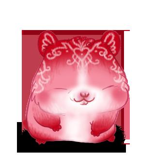 Adoptiere einen Hamster Valentine