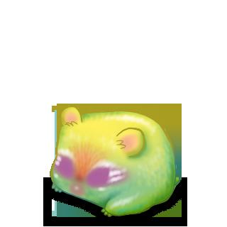 Adoptiere einen Hamster Sonnenlicht