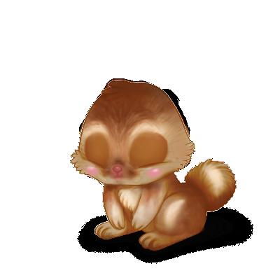 Adoptiere einen Kaninchen Goldbeige