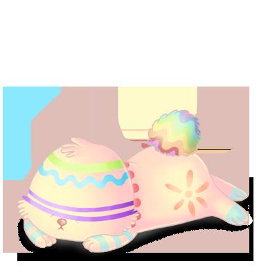 Adoptiere einen Kaninchen Osterhase