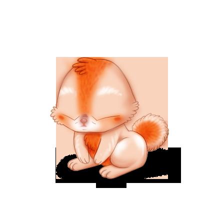 Adoptiere einen Kaninchen Karotte