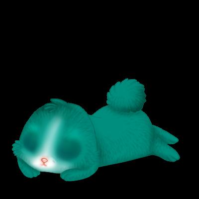 Adoptiere einen Kaninchen Türkis
