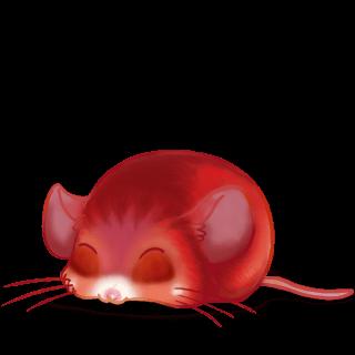 Adoptiere einen Maus Herbst