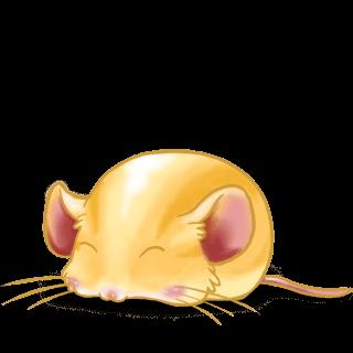 Adoptiere einen Maus Blond