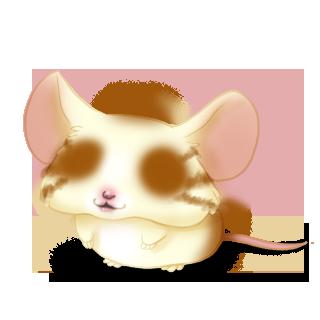 Adoptiere einen Maus Blondy
